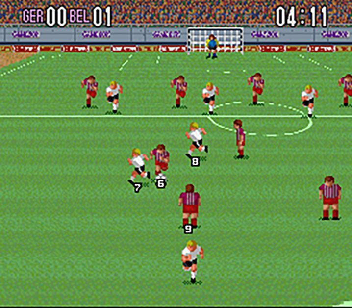 """Super Soccer"""