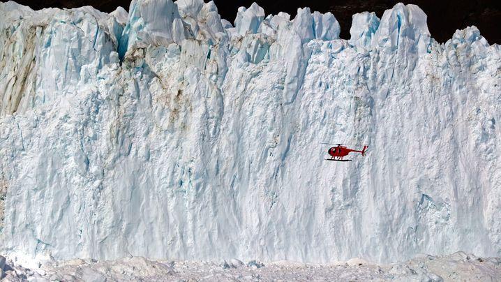 Photo Gallery: Greenland's Vanishing Ice Sheet