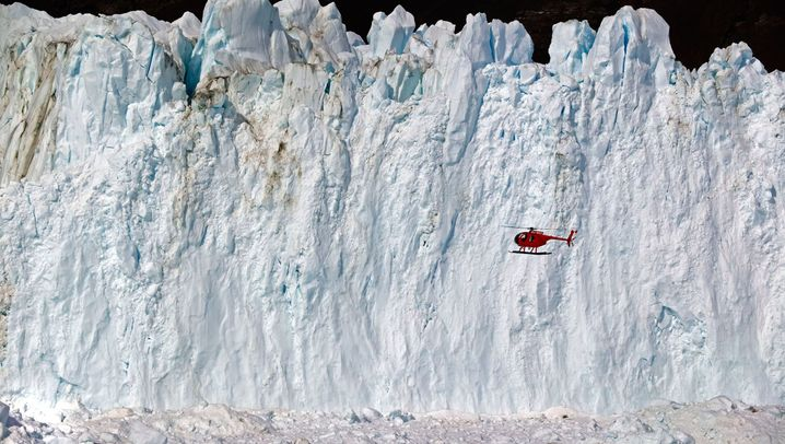 Photo Gallery: Greenland's Vanishing Ice Sheet