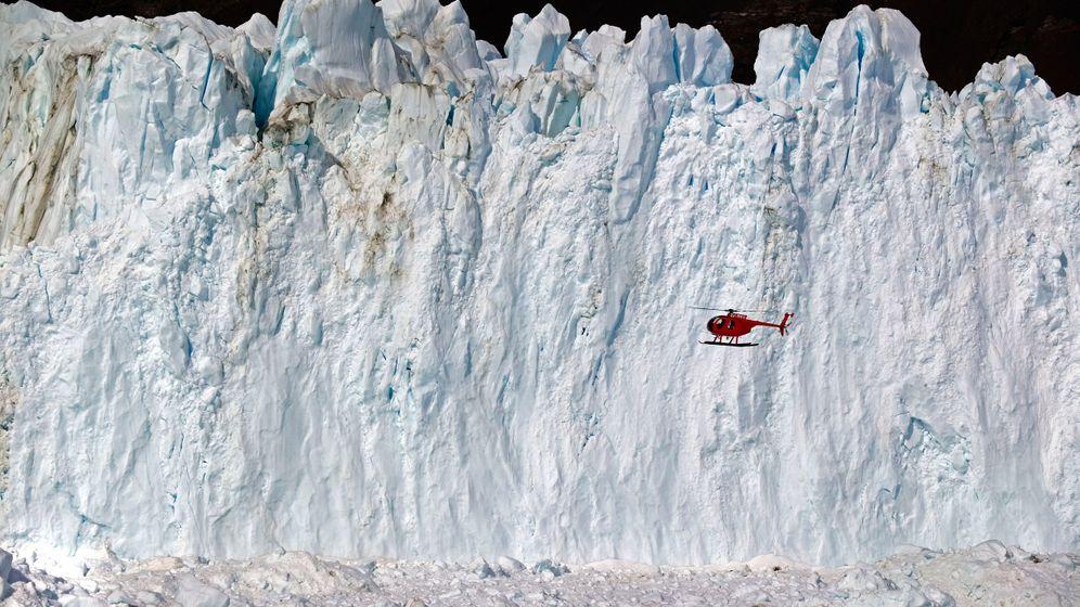 Grönland: Der Eisschild verschwindet