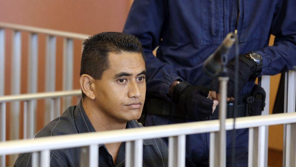 Arihano H. auf der Anklagebank: 28 Jahre Haft für den Mord an einem deutschen Segler