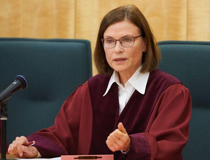 Gerichtspräsidentin Ricarda Brandts