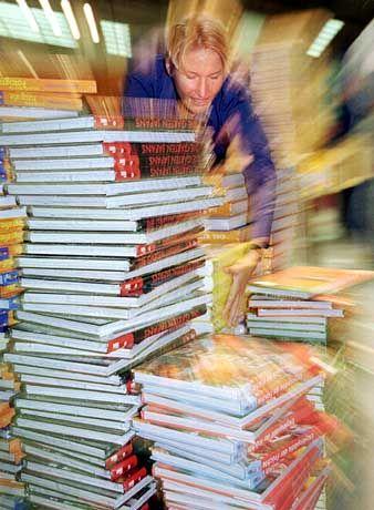Macht BookCrossing so beliebt: Der heimliche Griff zum Buch
