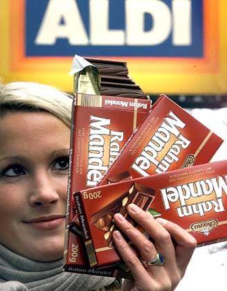 Aldi-Schokolade: Wie kamen die Salmonellen-Erreger in die 200-Gramm-Tafeln?