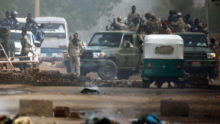 Massaker in Khartum: Blutbad im Ramadan