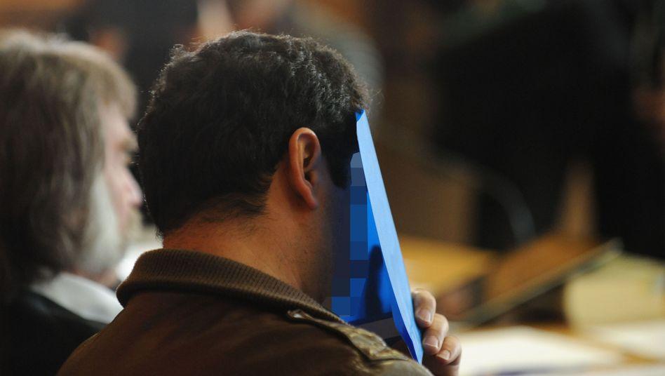 Angeklagter Mohammed O.: Zu viel Schmach ertragen