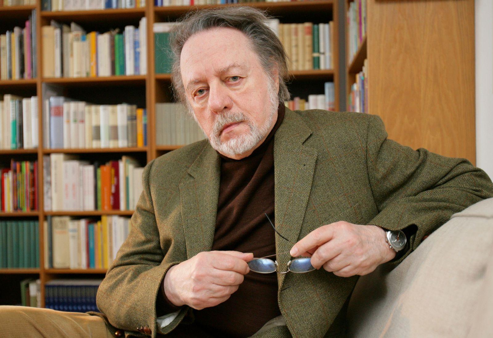 Schriftsteller Ror Wolf ist tot