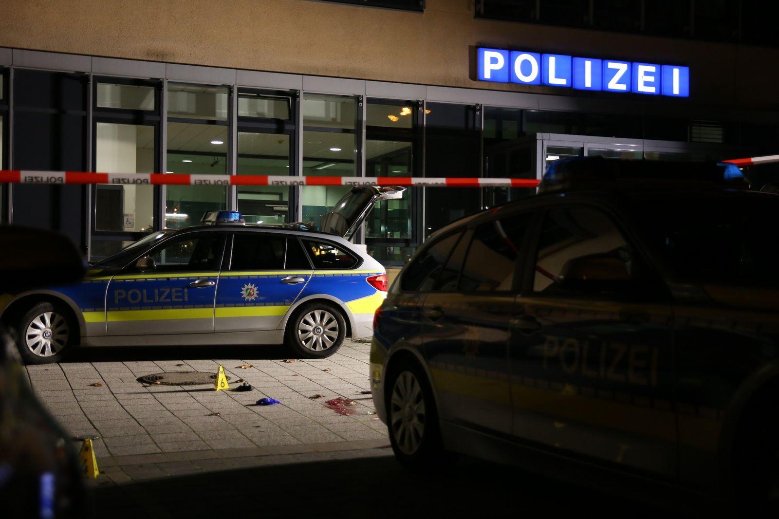 Polizist erschießt Mann in Gelsenkirchen