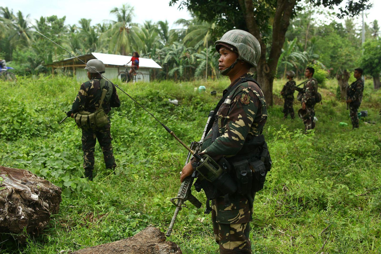 PHILIPPINES-INDONESIA-UNREST-CONFLICT