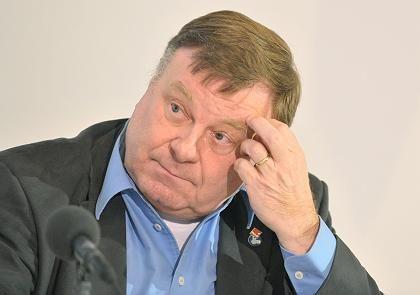 Linken-Spitzenkandidat van Ooyen: Nicht mehr in den Landtag?