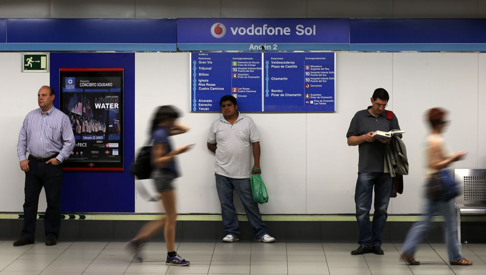 Photo Gallery: From Vodafone Station to Eurovegas