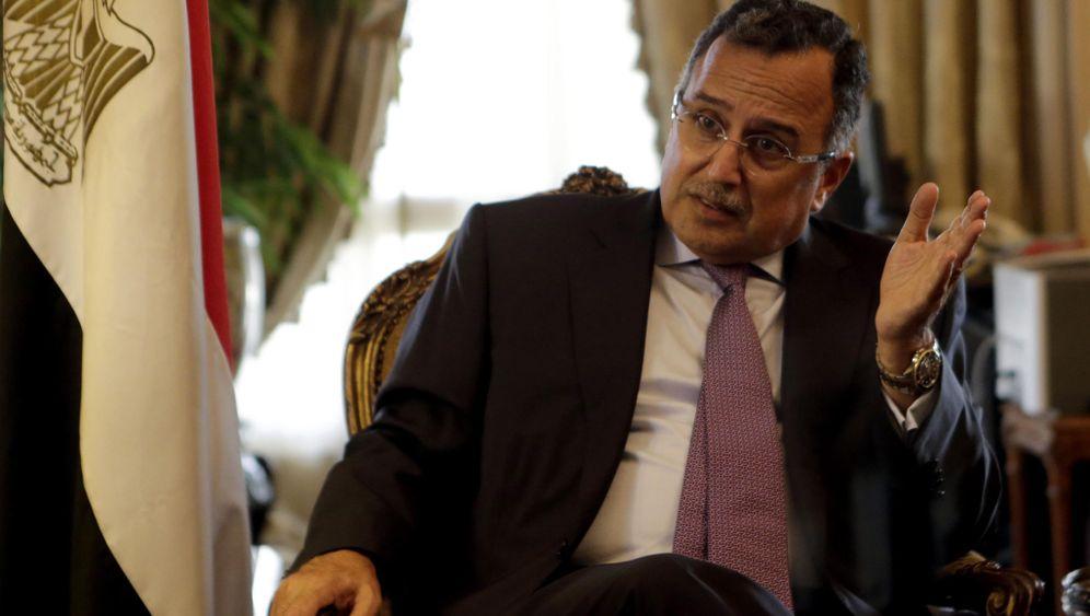Photo Gallery: Diplomacy Amid Turmoil in Egypt