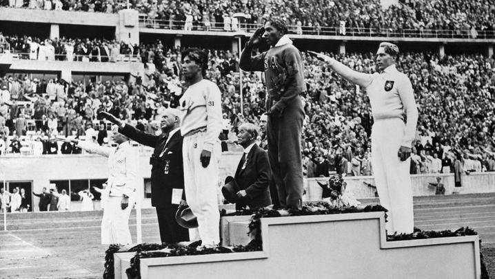 Jesse Owens: Die Nummer eins - zweiter Klasse