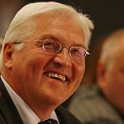 """Minister Steinmeier bei seiner Kandidatenkür: """"Ich werde wissen, wo in dieser Region der Schuh drückt"""""""