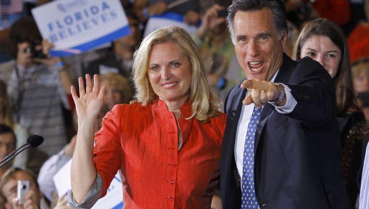 Vorwahl in Florida: Romney nimmt Revanche