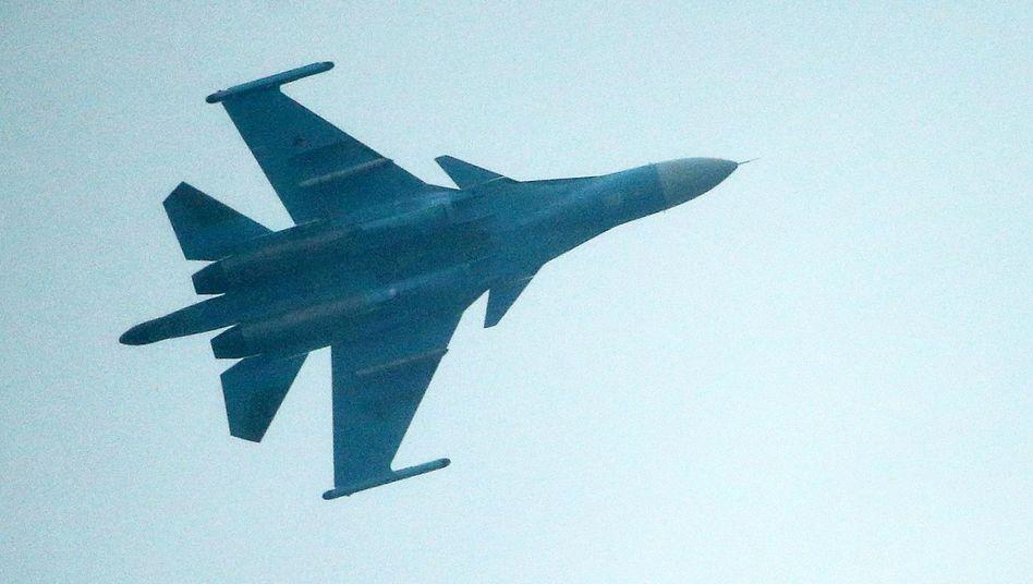 Suchoi Su-34 (Archivbild von September 2017)