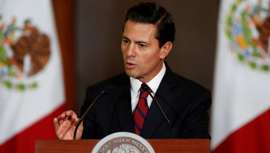 Enrique Peña Nieto (Archiv)