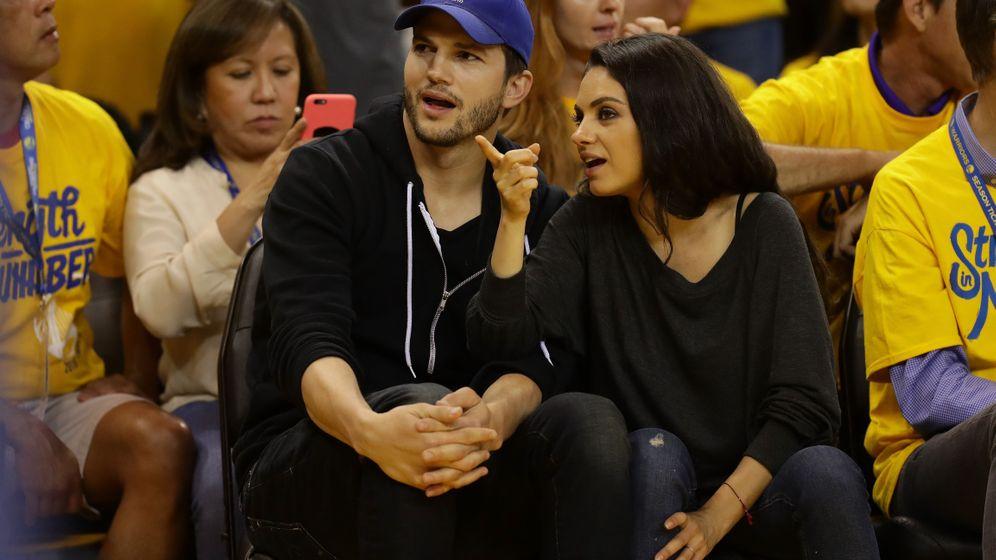 """Mila Kunis und Ashton Kutcher: """"Und ich so: Kauf ich jetzt"""""""