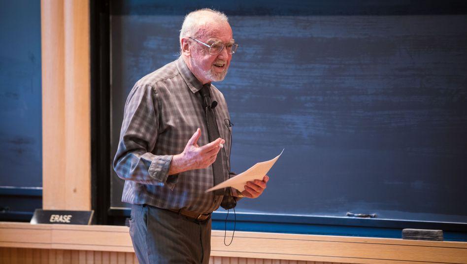 Mathematiker Robert Langlands