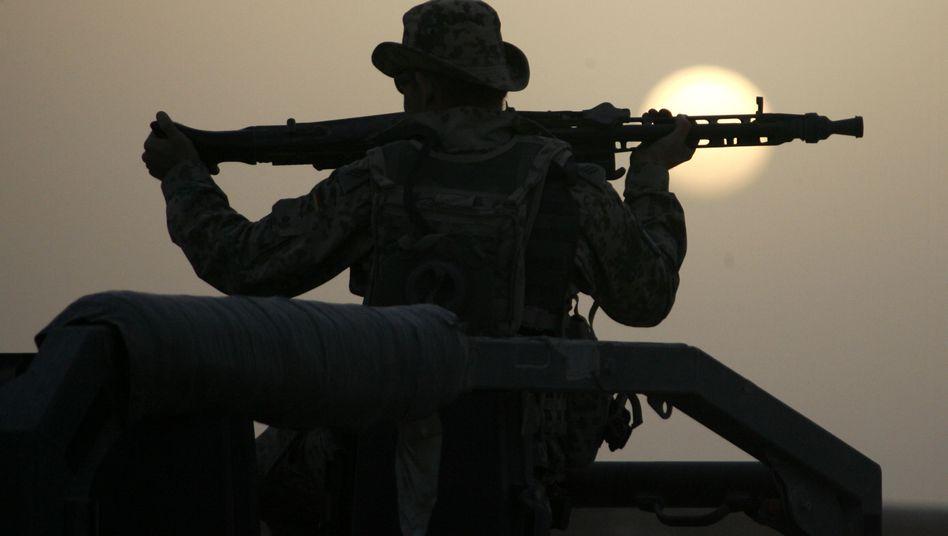 """Bundeswehr-Soldat in Kunduz: """"Tagtäglich den Stolz der Afghanen verletzen"""""""