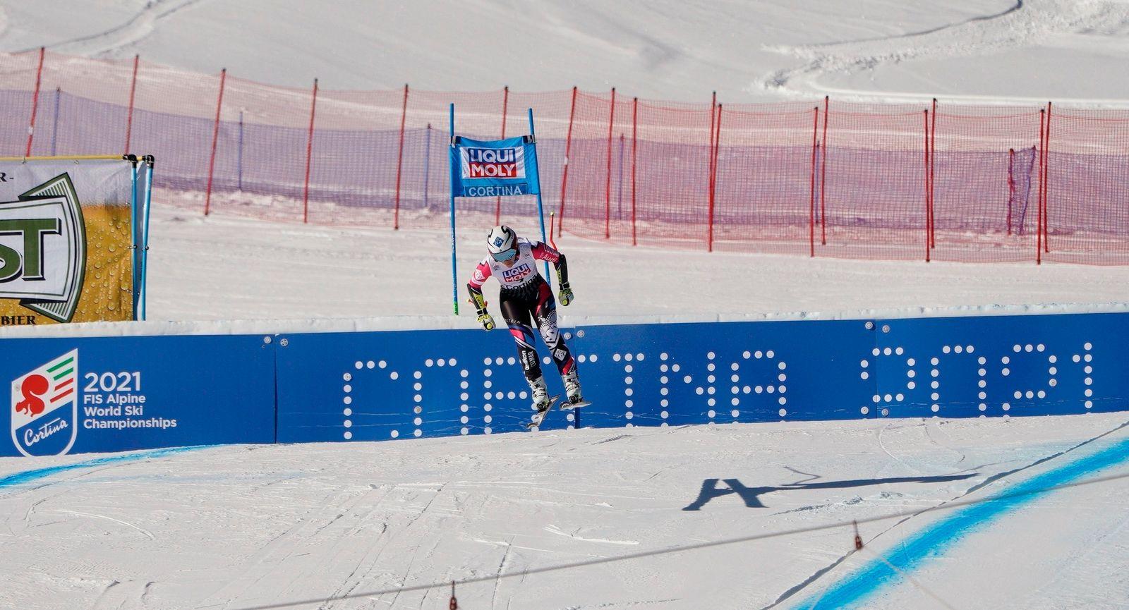 Italy Ski 2021 Alpine Worlds Cortina
