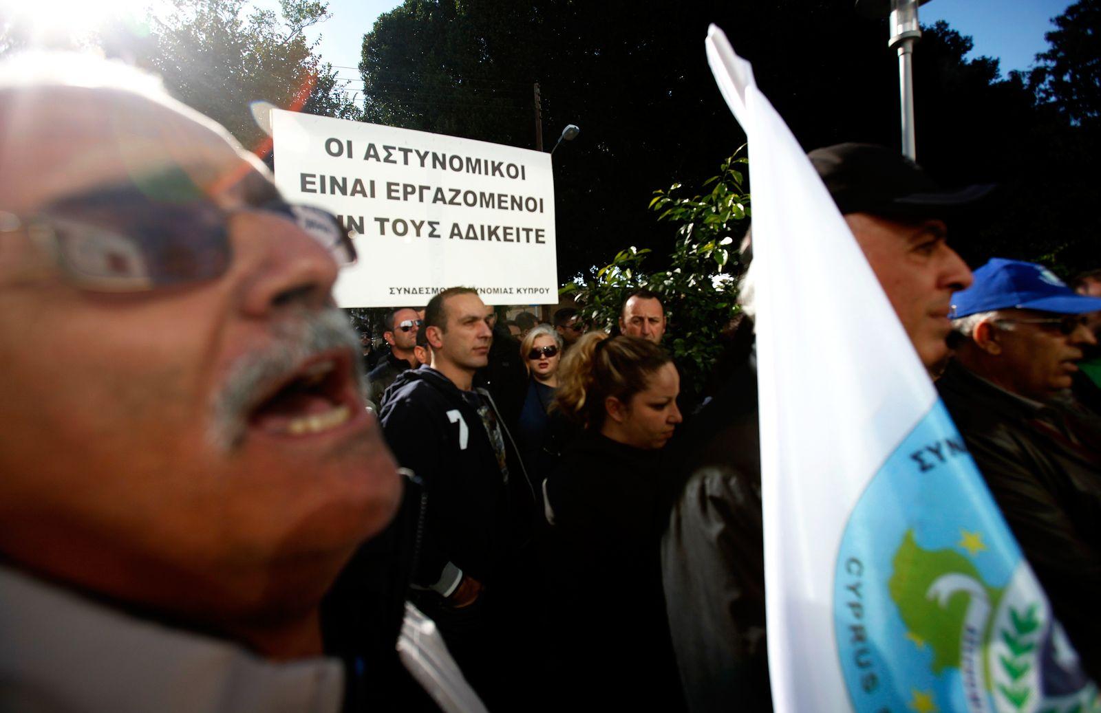 Zypern / Finanz-Krise