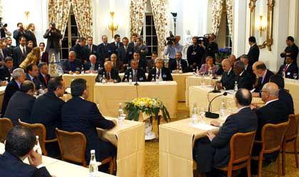 Zypern-Verhandlungen in der Schweiz: Abstimmungen am 24. April