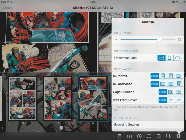 Bildergeschichten Comics Auf Dem Ipad Lesen Der Spiegel