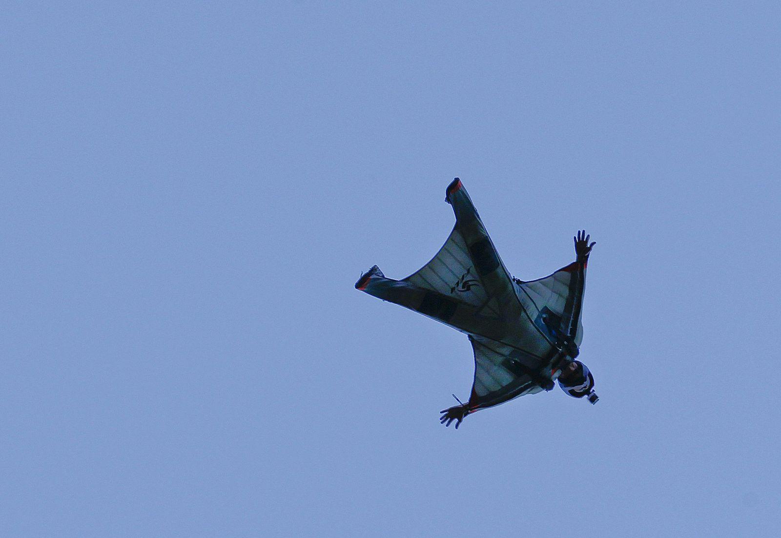 Basejumper/ Wingsuit