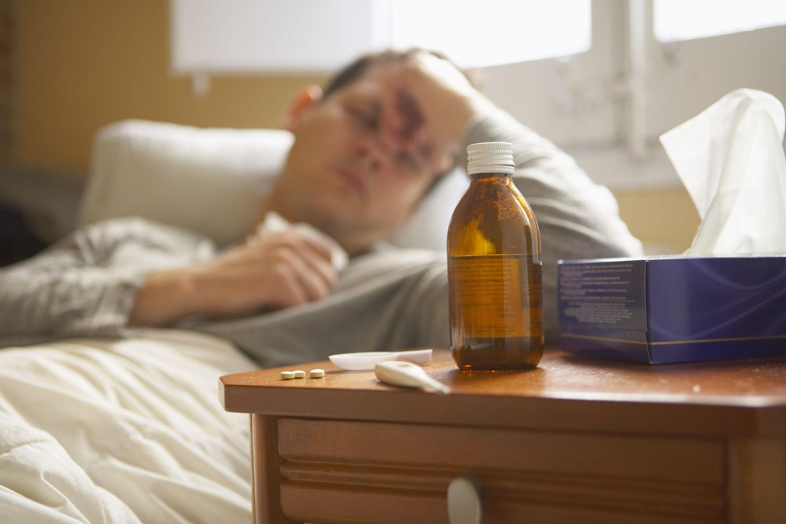 NICHT MEHR VERWENDEN! - SYMBOLBILD Grippewelle
