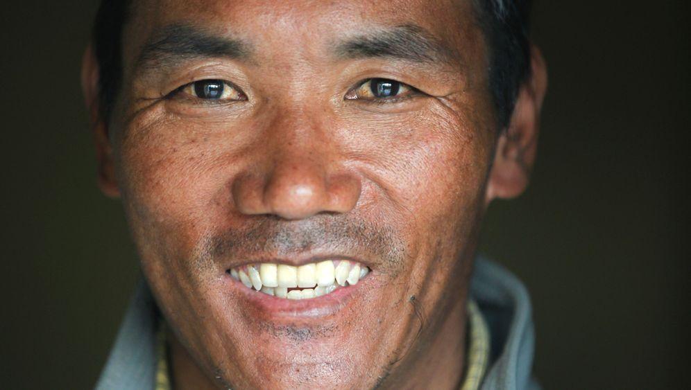 Mount Everest: Immer wieder bis nach oben