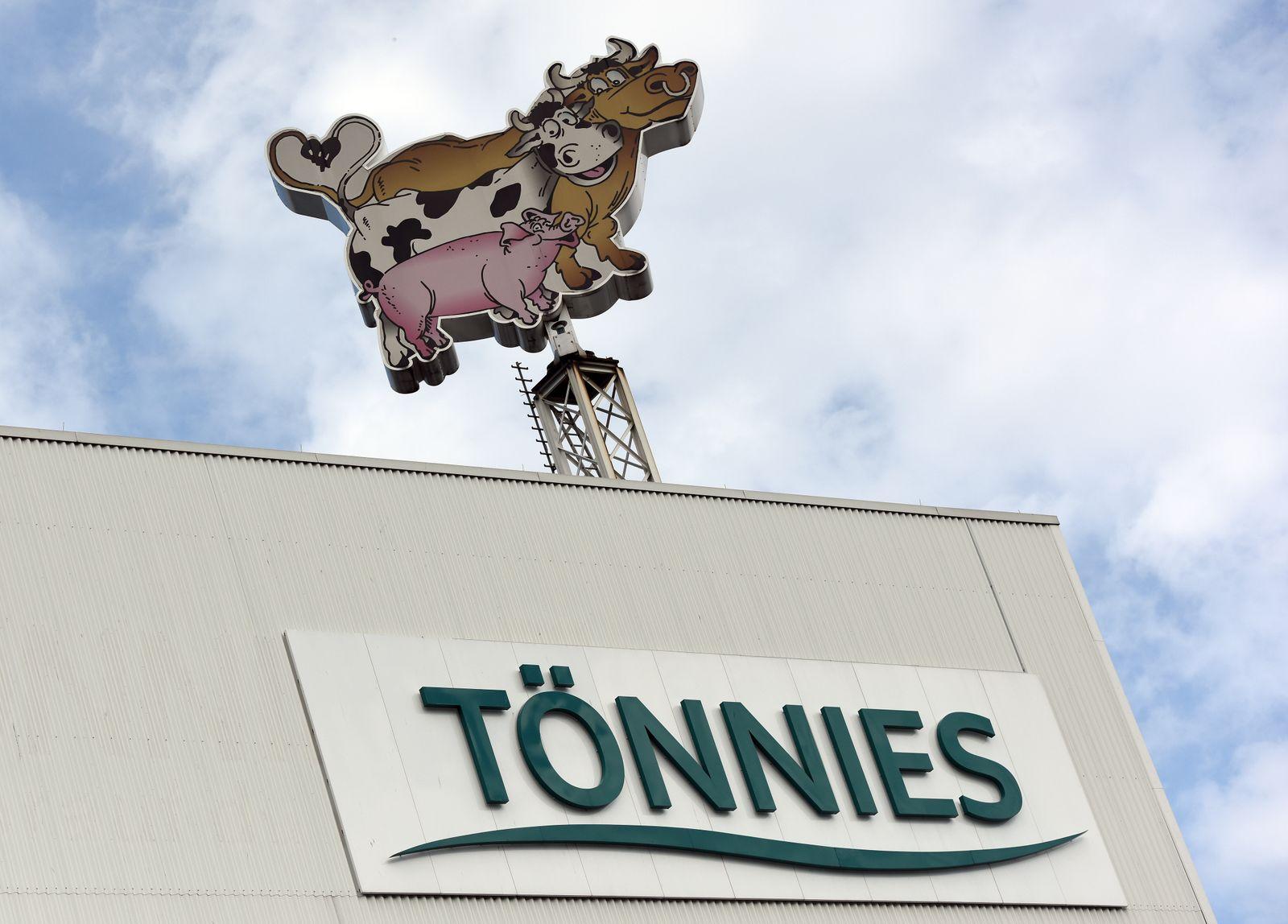 Fleischfirma Tönnies