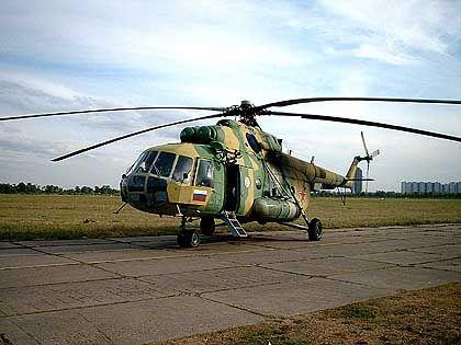 Die russische Armee privatisiert: Hubschraubereinsatz gegen harte Dollar