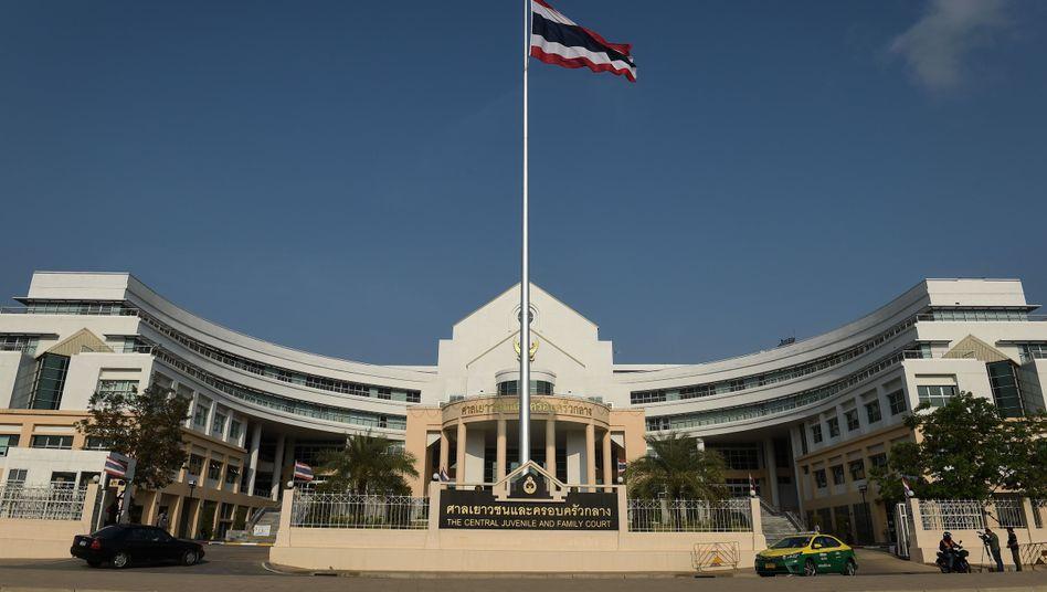 Zentrales Jugend- und Familiengericht in Bangkok
