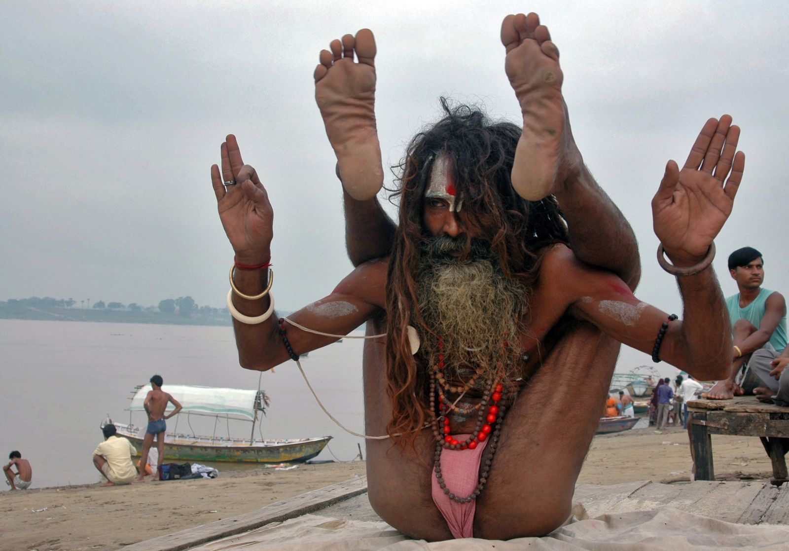 Indien / Meditation