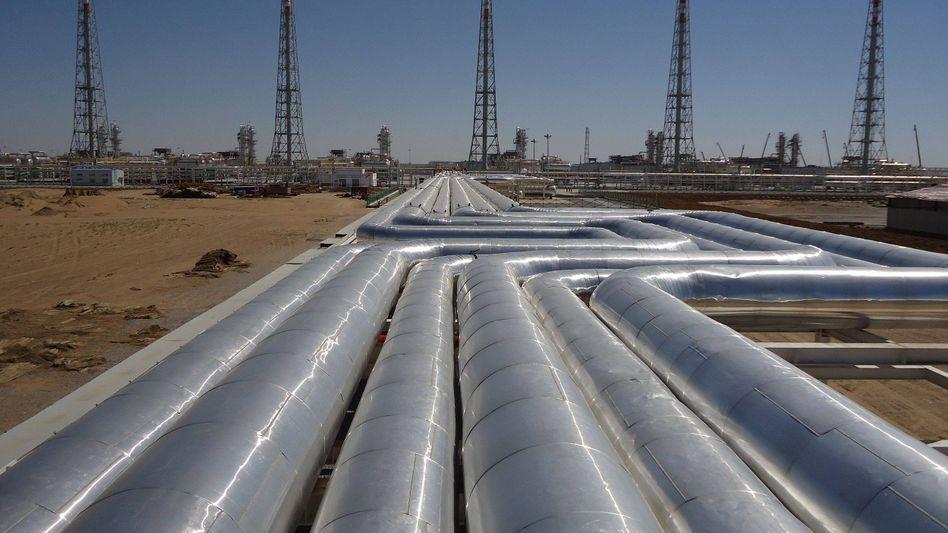 Turkmenische Gaspipelines: Rohstoffreichtum und Korruption