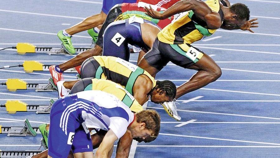 Bolt bei Fehlstart in Daegu