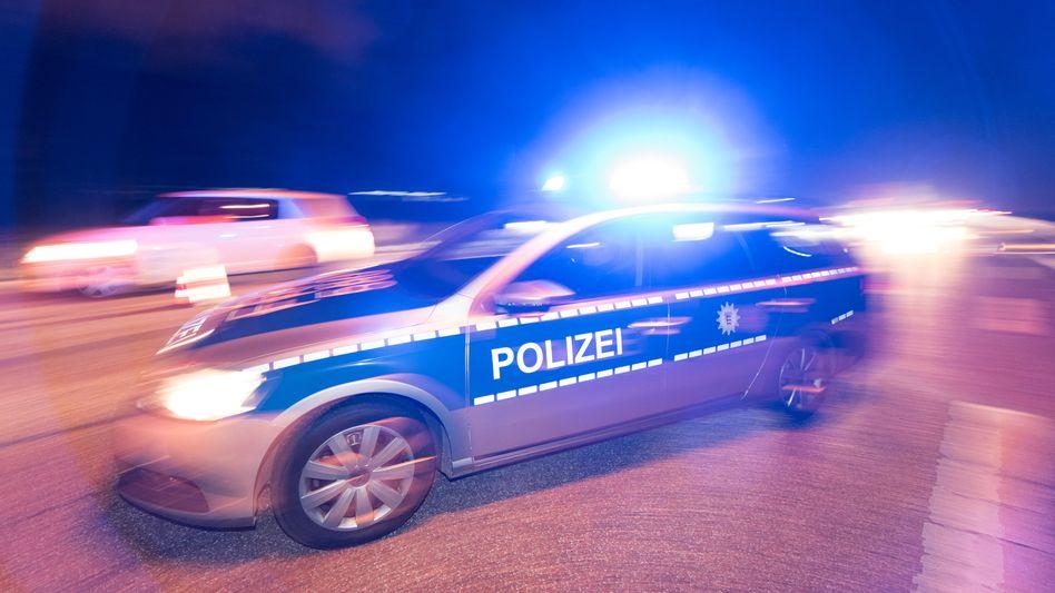 Eine Frau hat in Oberfranken ein Familienmitglied tödlich verletzt