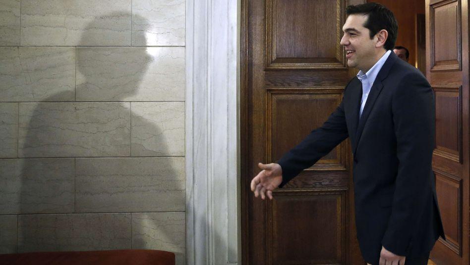 Griechenlands Premier Tsipras: Syriza-Chef will mehr Zeit für Reformen