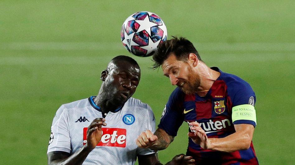 Lionel Messi ist einer der Superstars des Turniers, das die Zuschauer nur im Fernsehen sehen können