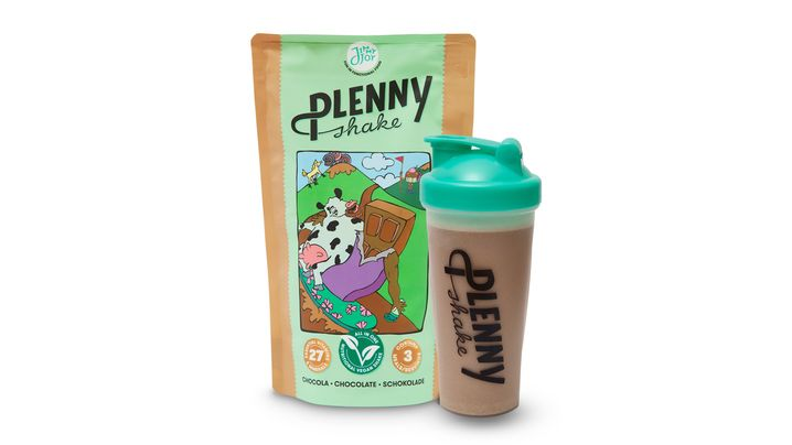 Plenny Shake kommt aus den Niederlanden