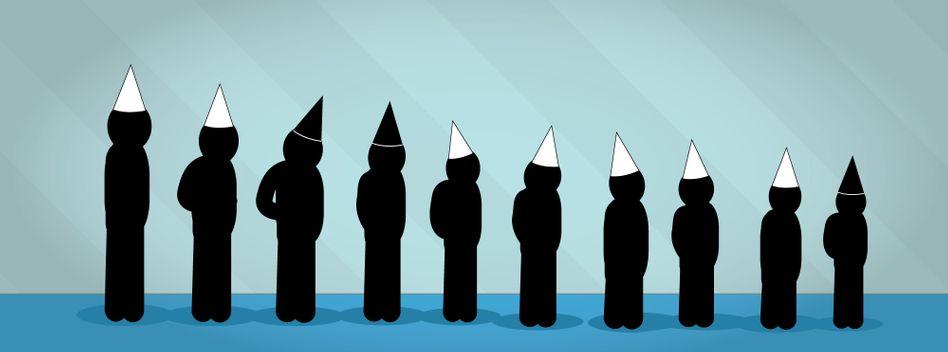 Logiker im Job-Test: Welche Farbe hat dein Hut?