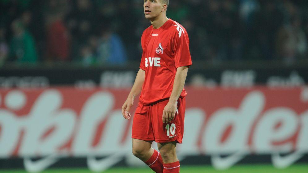 Lukas Podolski: Der Prinz steht vor dem Abschied