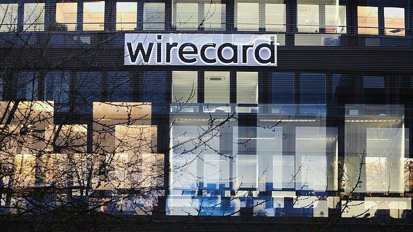Wirecard-Gebäude