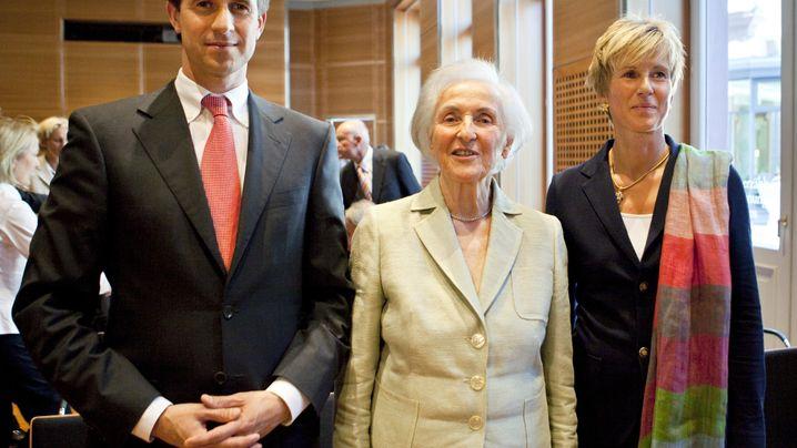 Quandt vor Schaeffler: Die reichsten Erben in Deutschland