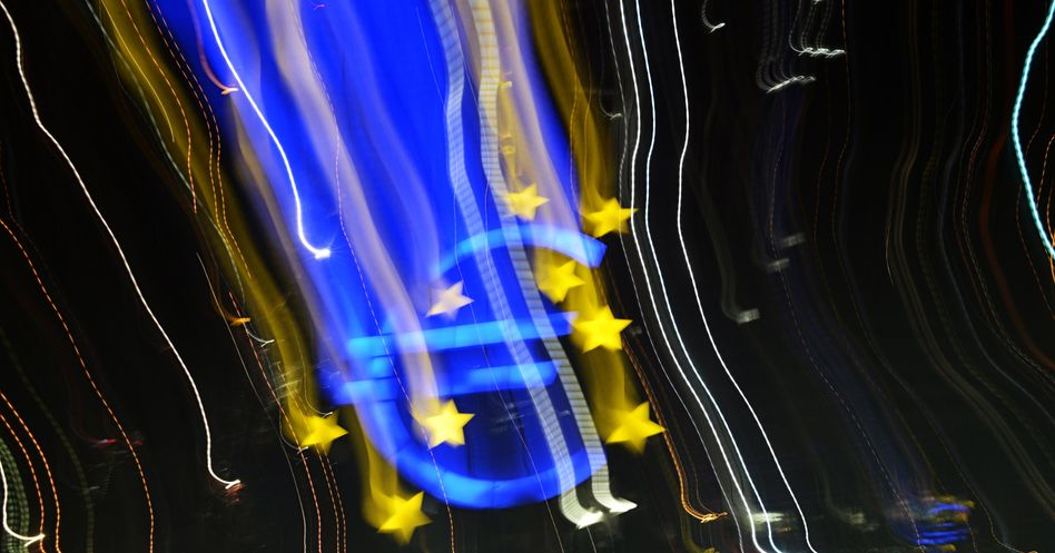Small- and medium-sized businesses in Germany are growing wary of the euro zone.