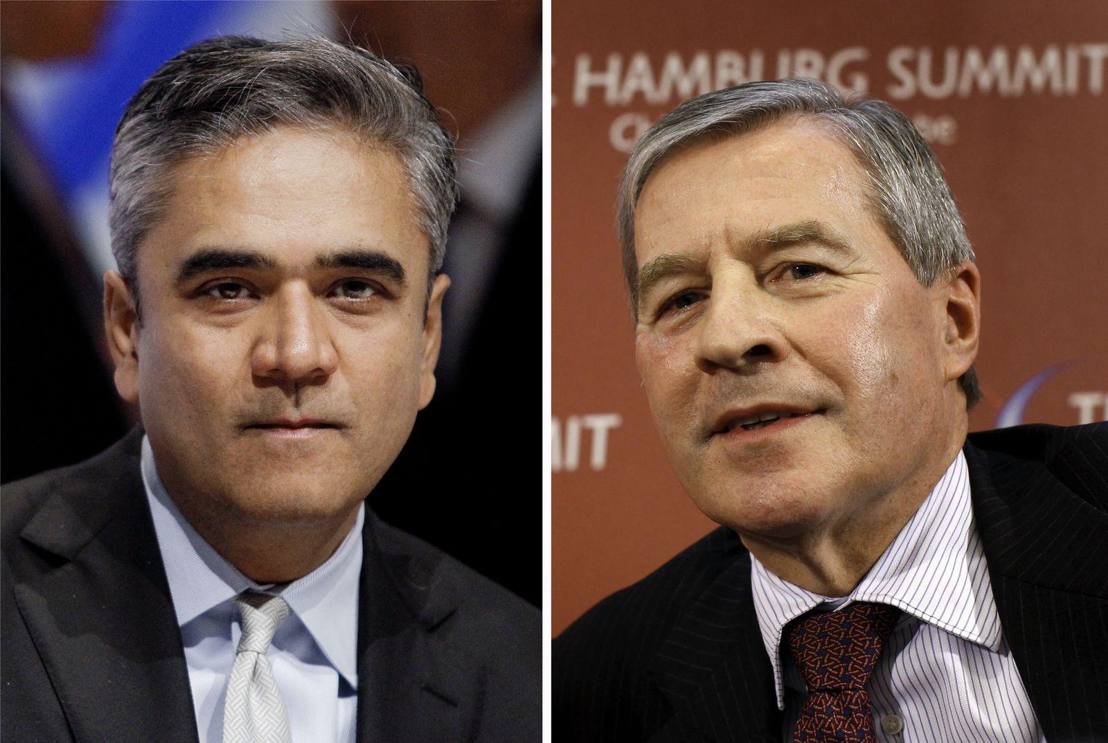 Anshu Jain / Deutsche Bank