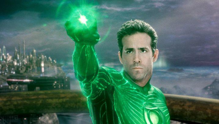 """""""Green Lantern"""": Die Funzel unter den Superhelden"""