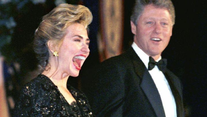 Hillary Clinton: First Lady, Senatorin, Außenministerin