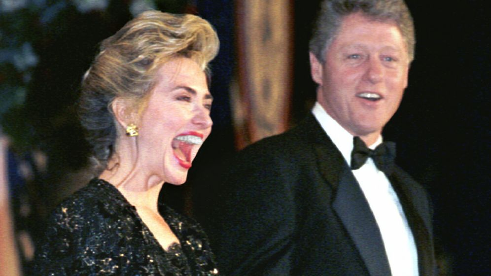 US-Polit-Dynastien: Die Clintons